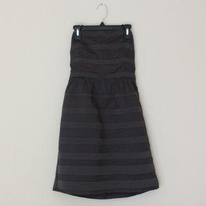 J Crew Rugby Stripe Ginny Dress (Size 4)